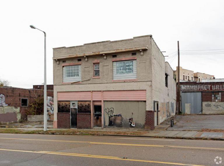 SOLD: 634-636 Union Avenue, Memphis, TN